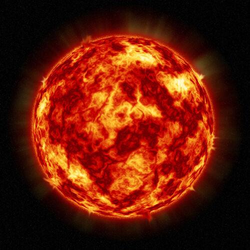 TIEDEPALSTA: Aurinko