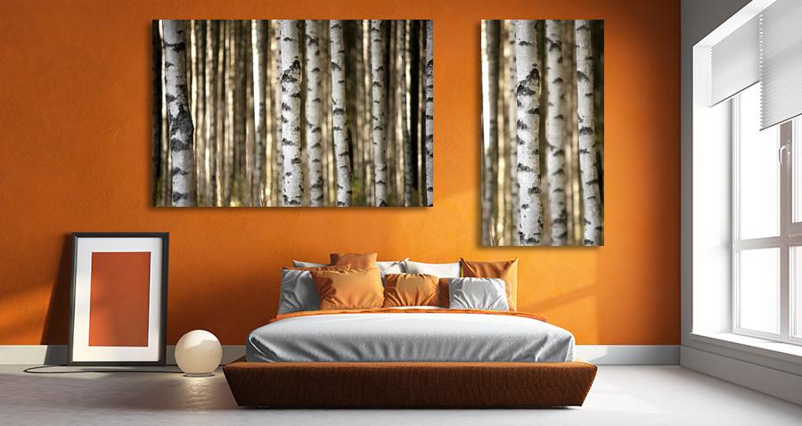 Galleriataulu - tuo näyttävyyttä seinällesi