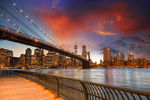 Canvas-taulu Brooklyn Bridge New York 780