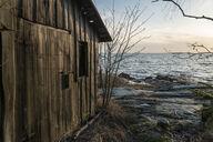 Canvas-taulu Rantavaja Saaristomerellä Juha Karikoski 3184